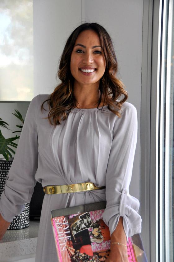 Karina Crombie - Interior designer & Kcreative Founder